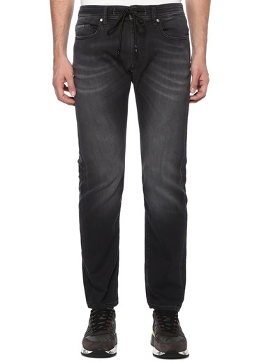 7 For All Mankind Pantolon Siyah